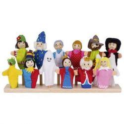 Игровой набор Goki Кукла для пальчикового театра Вампир (SO401G-6)