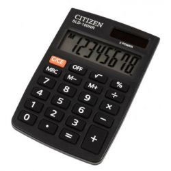 Калькулятор Citizen SLD-100NR