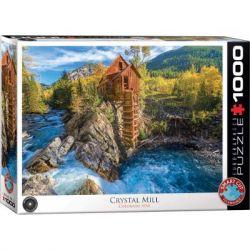 Пазл EuroGraphics Кристал-Милл, Колорадо, 1000 элементов (6000-5473)