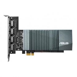 Видеокарта ASUS GeForce GT710 2048Mb Silent 4*HDMI (GT710-4H-SL-2GD5) - Картинка 2