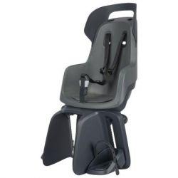 Детское велокресло Bobike Maxi GO Carrier Macaron grey (8012300005)