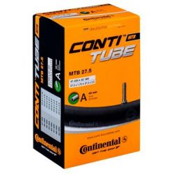 "Велосипедная камера Continental MTB 27.5"" 47-584 / 62-584 RE AV40mm (182331)"