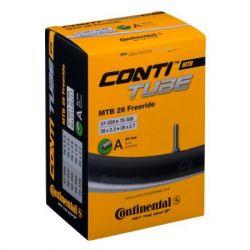 "Велосипедная камера Continental MTB Freeride 26"" 57-559 / 70-559 RE AV40mm (181721)"