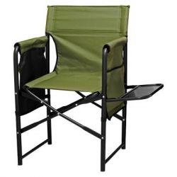 Кресло складное NeRest NR-33 Режиссер с полкой Хаки (4820211100544)