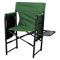 Кресло складное NeRest NR-41 Режиссер с полкой Green (4000810002269)