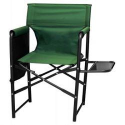 Кресло складное NeRest NR-42 Режиссер с полкой Green (4000810002405)