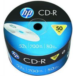Диск CD HP CD-R 700MB 52X 50шт (69300)