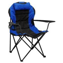 Кресло складное NeRest NR-35 Рибак Трофей Blue (4820211100629BLUE)