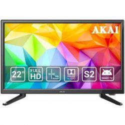 Телевізор LED AKAI UA22LED1T2S