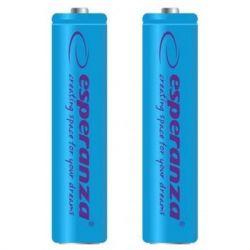 Аккумулятор Esperanza AA 2000mAh Ni-MH * 2 blue (EZA103B)