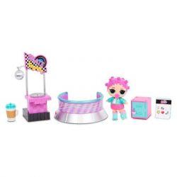 Кукла L.O.L. Surprise! Furniture S2 - Роллердром Роллер-леди (567103) - Картинка 4