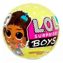 Кукла L.O.L. Surprise! S3 - Мальчики в ассортименте (569350)
