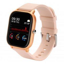Смарт-часы Globex Smart Watch Me (Gold Rose)