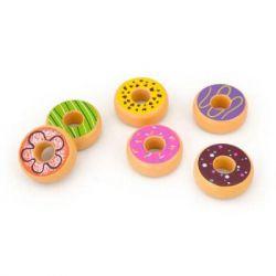Игровой набор Viga Toys кулинара Пончики (51604)