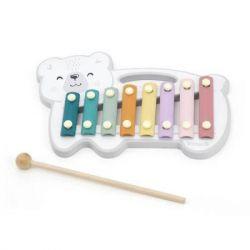 Развивающая игрушка Viga Toys PolarB Ксилофон-мишка (44026)