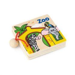 Развивающая игрушка Viga Toys Первая книжка (50386)