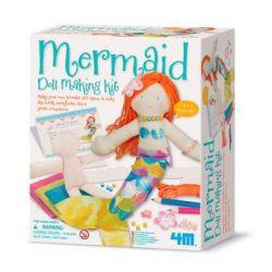 Набор для творчества 4М Кукла-русалка (00-02733)