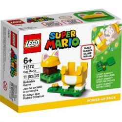 Конструктор LEGO Super Mario Марио-кот набор усилений 11 деталей (71372)
