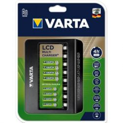 Зарядное устройство для аккумуляторов Varta LCD MULTI CHARGER PLUS (57681101401) - Картинка 4