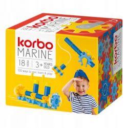 Конструктор Korbo Marine 18 деталей (65905)