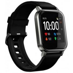 Смарт-часы Xiaomi HAYLOU Smart Watch 2 (LS02) Black (Haylou-LS02)