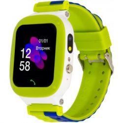 Смарт-часы Discovery iQ4700 Camera LED Light Green Детские смарт часы-телефон тре (iQ4700 Green)