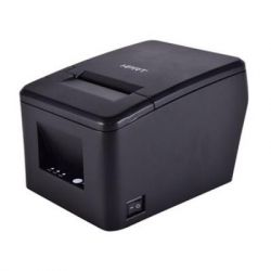 Принтер чеков HPRT TP80BE (USB+Ethernet+Serial) чорний (19605)