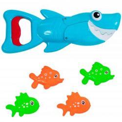 Игрушка для ванной BeBeLino Акула на охоте (58082)