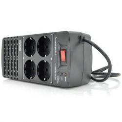 Стабилизатор Europower EPX-1004, 1000VA 500W, input:184~276V, output:220V±10%, 4 Shuko (EPX-1004)
