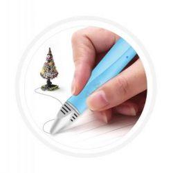 3D - ручка Dewang D12 Blue (D12BLUE) - Картинка 2