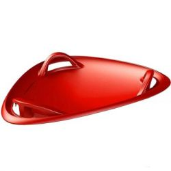 Санки Plastkon ледянка Meteor 60 см красные (48562)