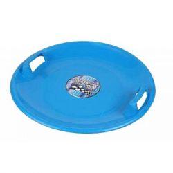 Санки Plastkon ледянка Superstar синие (44662)