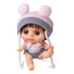 Пупс Berjuan Baby Biggers Rosa с запахом ванили 14 см (BJN-24104)