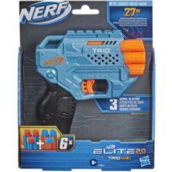 Игрушечное оружие Hasbro Nerf Elite 2.0 Трио (E9954)