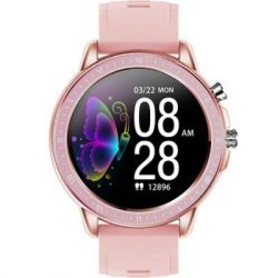 Смарт-часы Gelius Pro GP-SW005 (NEW GENERATION) (IP67) Pink/Gold (Pro GP-SW005 (NEW GENERATION) Pink/Gold) - Картинка 2