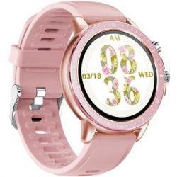 Смарт-часы Gelius Pro GP-SW005 (NEW GENERATION) (IP67) Pink/Gold (Pro GP-SW005 (NEW GENERATION) Pink/Gold) - Картинка 6