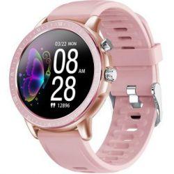 Смарт-часы Gelius Pro GP-SW005 (NEW GENERATION) (IP67) Pink/Gold (Pro GP-SW005 (NEW GENERATION) Pink/Gold) - Картинка 1