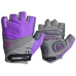 Велоперчатки PowerPlay Women 5277 Purple XS (5277A_XS_Purple)