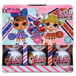 Кукла L.O.L. Surprise! Спортивная команда W2 (570363-W2) - Картинка 8
