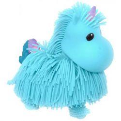 Интерактивная игрушка Jiggly Pup Волшебный единорог (голубой) (JP002-WB-BL)