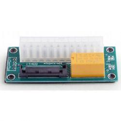 Адаптер Cablexpert A-PSU2S-01, SATA, для запуска двух блоков питания одновременно (A-PSU2S-01)