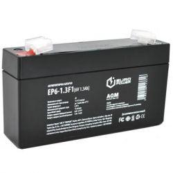 Батарея к ИБП Europower EP6-1.3F1, 6V-1.3Ah (EP6-1.3F1)