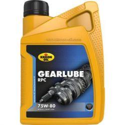 Трансмиссионное масло Kroon GEARLUBE RPC 75W/80W 1л (KL 01210)
