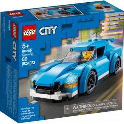 Конструктор LEGO City Great Vehicles Спортивный автомобиль 89 деталей (60285)