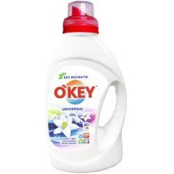 Жидкий порошок O'KEY Universal, 1.5 л (4820049381757)