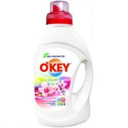 Жидкий порошок O'KEY Color, 1.5 л (4820049381764)