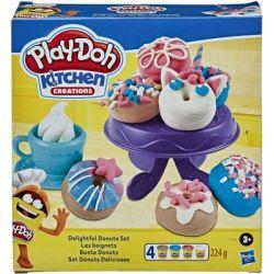 Набор для творчества Hasbro Play Doh Блюдо от шефа (E9844_E7253)