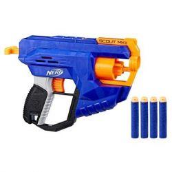 Игрушечное оружие Hasbro NERF Бластер Нёрф Элит Скаут MKII (E0824)