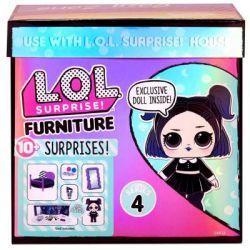 Кукла L.O.L. Surprise! серии Furniture - Леди-Сумерки (572640)
