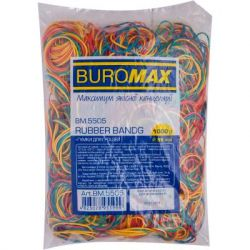 Резинки для денег BUROMAX JOBMAX резинка для денег, 1000 г (BM.5505)